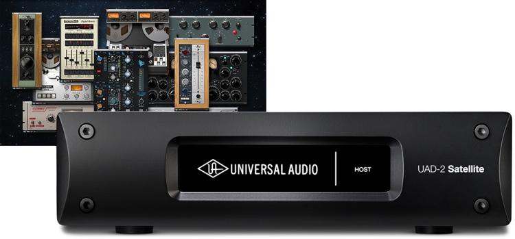 Universal Audio UAD-2 Satellite USB OCTO Ultimate 4 image 1
