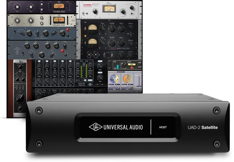 Universal Audio UAD-2 Satellite USB QUAD Custom image 1