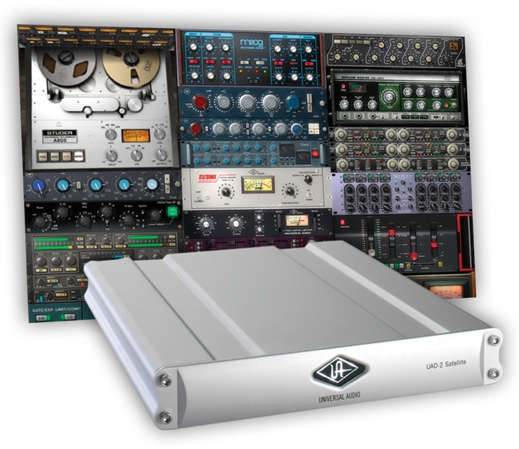 Universal Audio UAD-2 Satellite DUO Core image 1