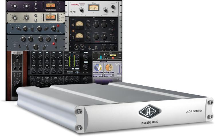 Universal Audio UAD-2 Satellite FireWire QUAD Core image 1