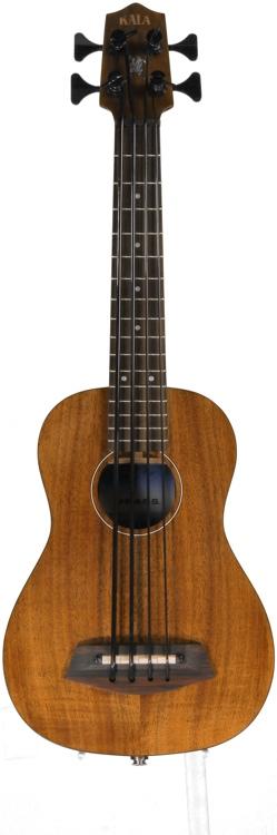 Kala Limited Edition U-Bass - 4-String, Fretted, Acacia image 1