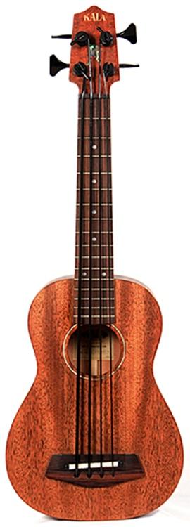 Kala U-Bass - 4-string, Fretted, Mahogany image 1
