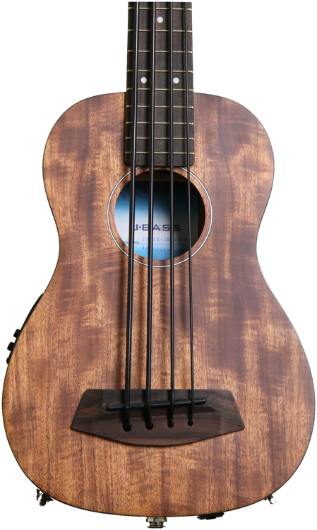 Kala U-Bass All Solid Acacia image 1