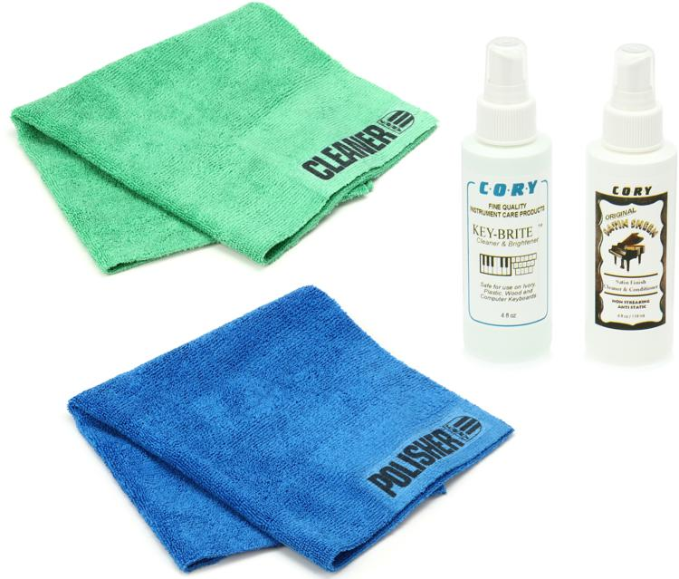 Cory Care Products Ultimate Care Kit - for Satin Finishes image 1