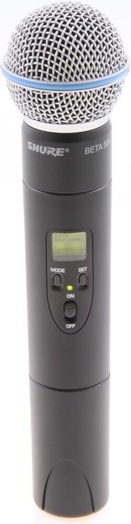 Shure ULX2/Beta 58 Transmitter - M1 Band, 662 - 698 MHz image 1