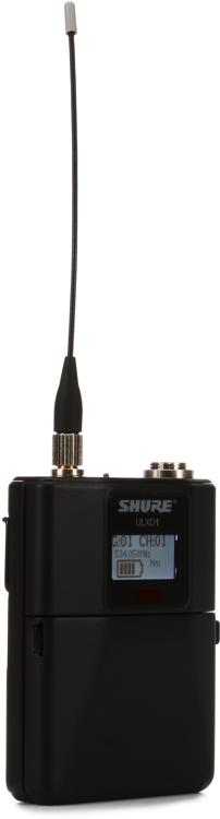 Shure ULXD1 - H50 Band, 534 - 597 MHz image 1