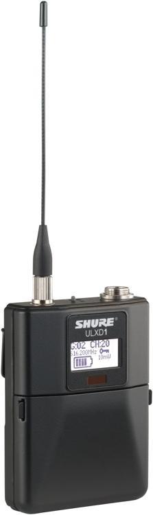 Shure ULXD1 - J50 Band - 572-636 MHz image 1