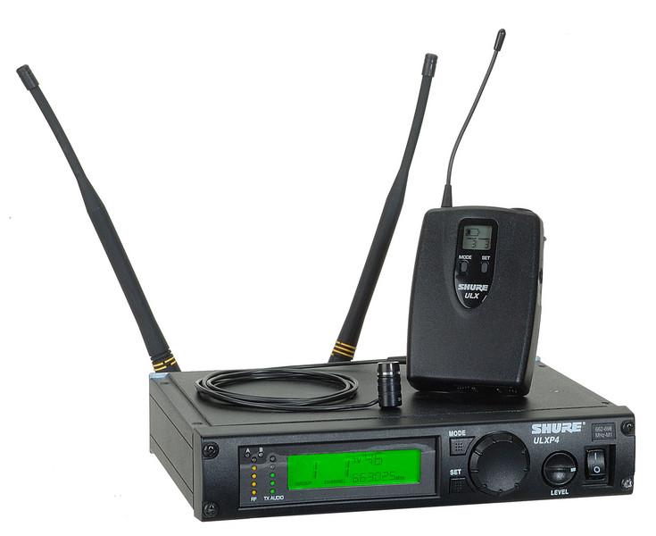 Shure ULXP14/83 - J1 Band, 554 - 590 MHz image 1