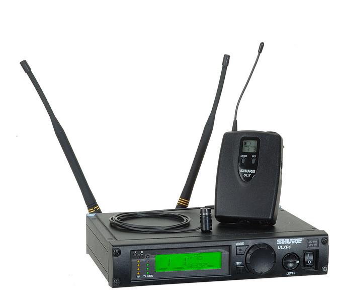 Shure ULXP14/84 - J1 Band, 554 - 590 MHz image 1