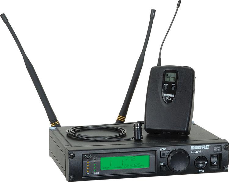 Shure ULXP14/85 - J1 Band, 554 - 590 MHz image 1