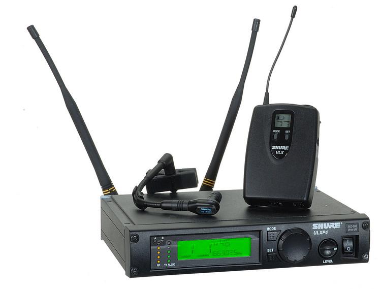 Shure ULXP14/98H - J1 Band, 554 - 590 MHz image 1