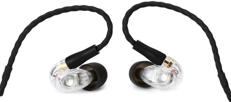 Westone UM Pro 10 Monitor Earphones - Clear image 1