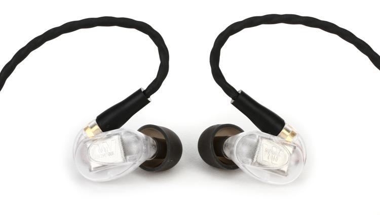 Westone UM Pro 30 Monitor Earphones - Clear image 1