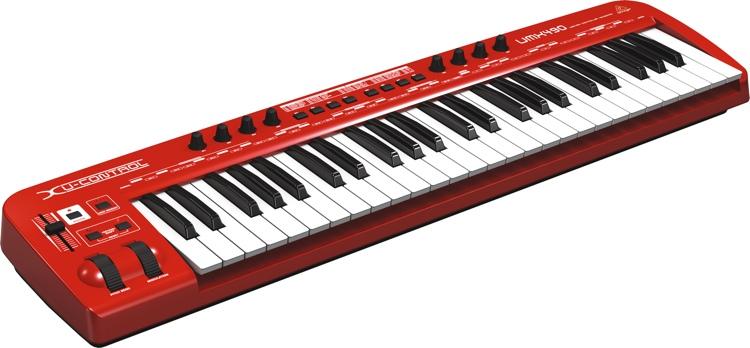 Behringer U-Control UMX490 Keyboard Controller image 1