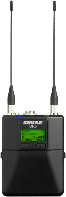 Shure UR5 - H4 Band, 518 - 578 MHz image 1