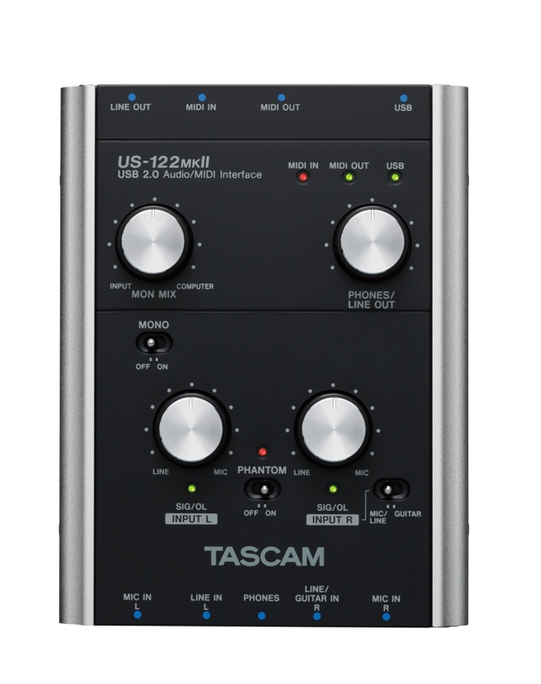 TASCAM US-122mkII image 1