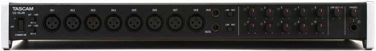 TASCAM US-16x08 USB 2.0 Audio Interface image 1