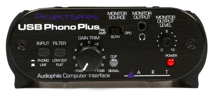 ART USB Phono Plus image 1
