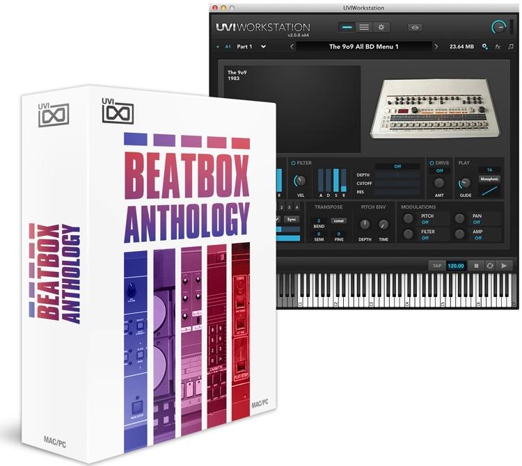 UVI Beat Box Anthology image 1