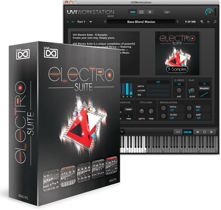 UVI Electro Suite image 1