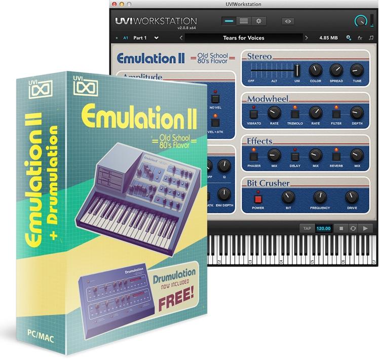UVI Emulation II image 1