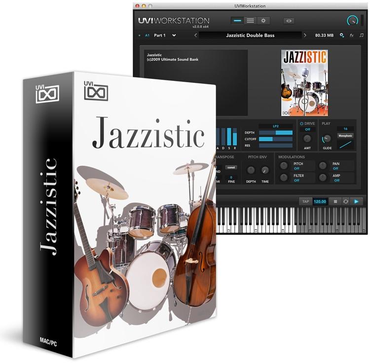 UVI Jazzistic image 1