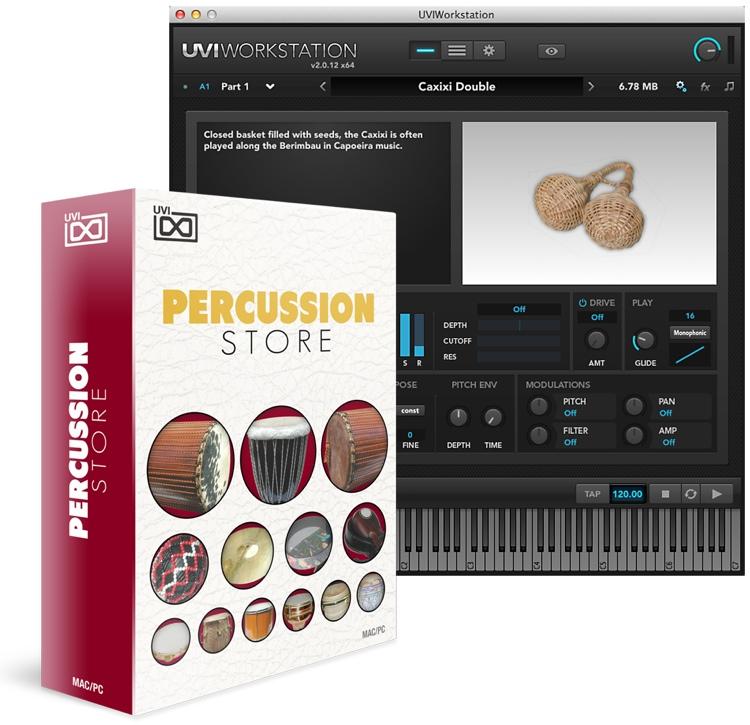 UVI Percussion Store image 1