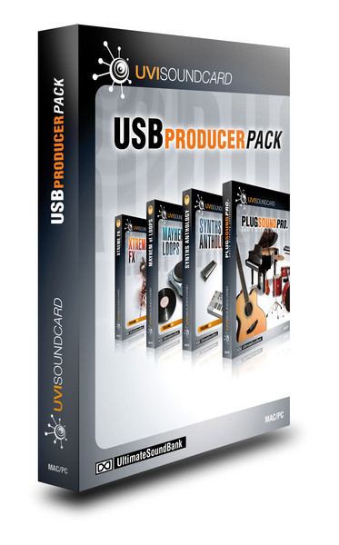 UVI Producer Pack image 1