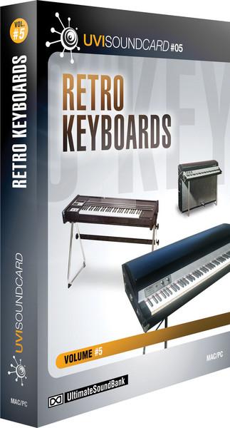 UVI Retro Keyboards image 1