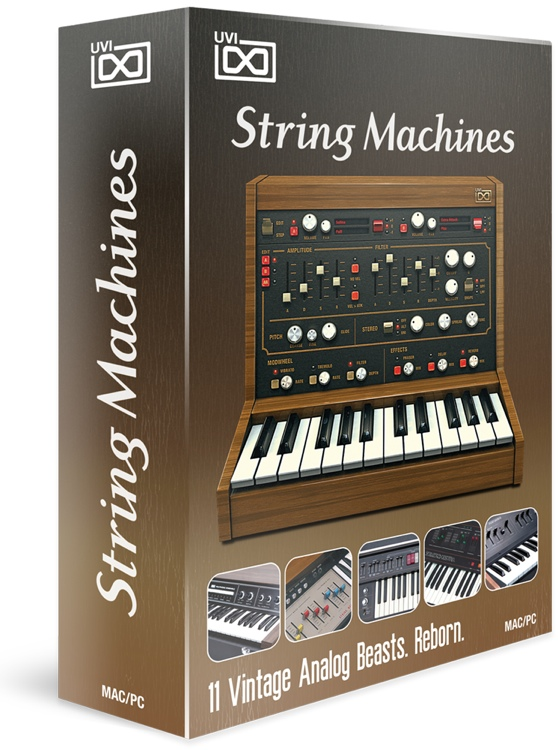 UVI String Machines image 1