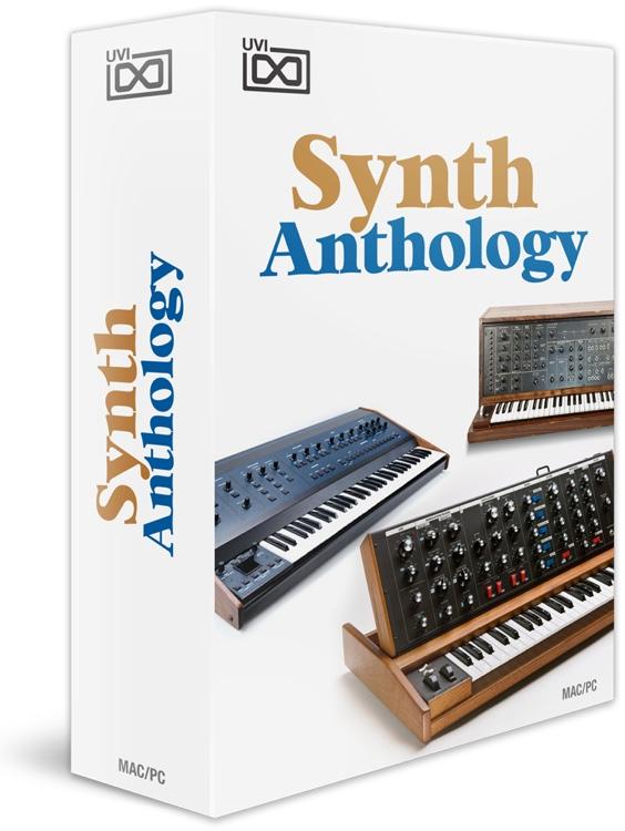 UVI Synths Anthology image 1