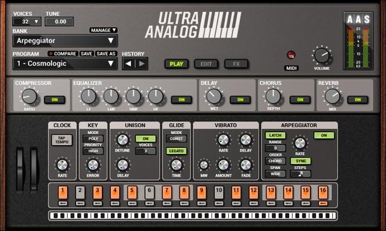 Applied Acoustics Systems Ultra Analog VA-2 image 1
