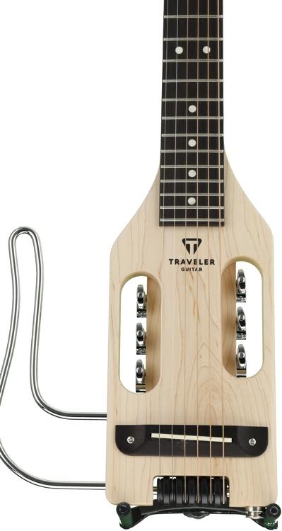 Traveler Guitar Ultra-Light - Natural, Left Hand image 1