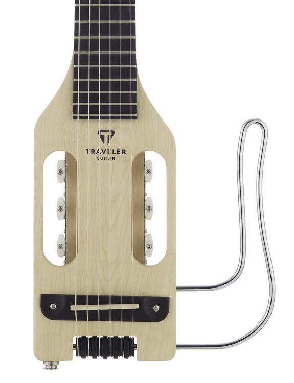 Traveler Guitar Ultra-Light Nylon - Natural image 1
