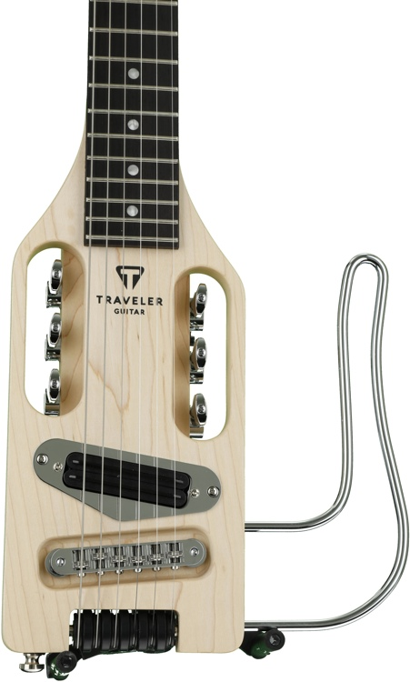 Traveler Guitar Ultra-Light Electric - Natural image 1