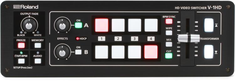 Roland V-1HD - Video Mixer image 1