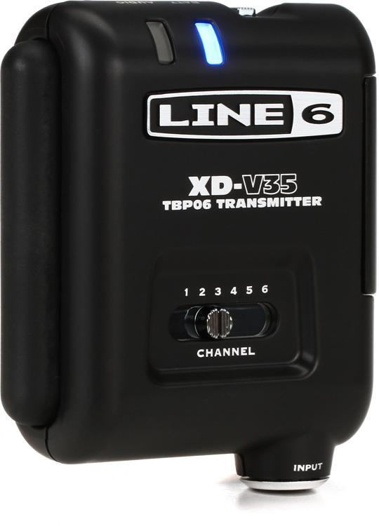 Line 6 V35-BP - Bodypack Transmitter image 1