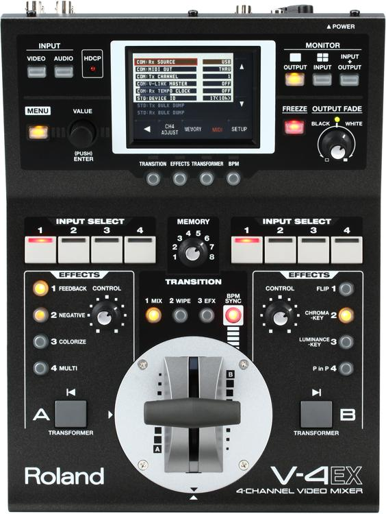 roland v  effects