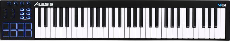 Alesis V61 Keyboard Controller image 1