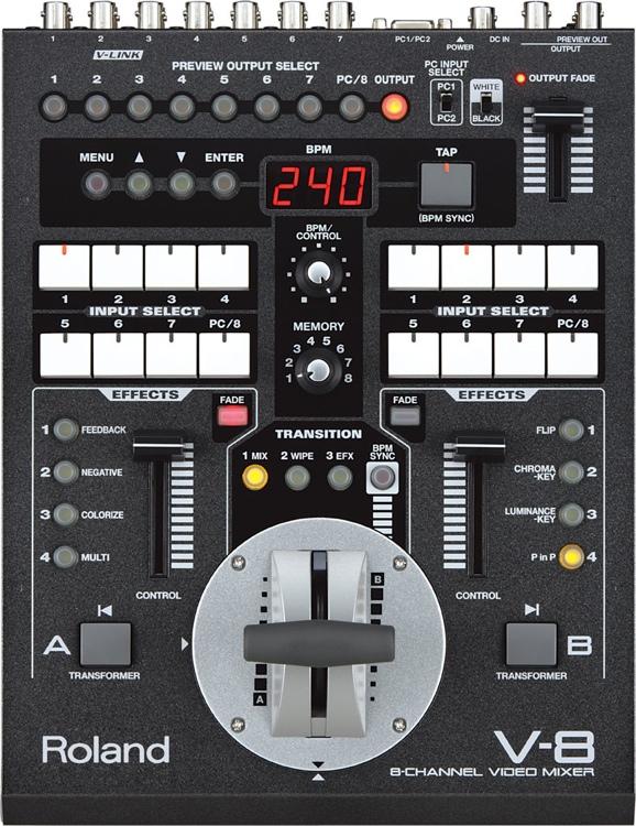 Roland V-8 image 1