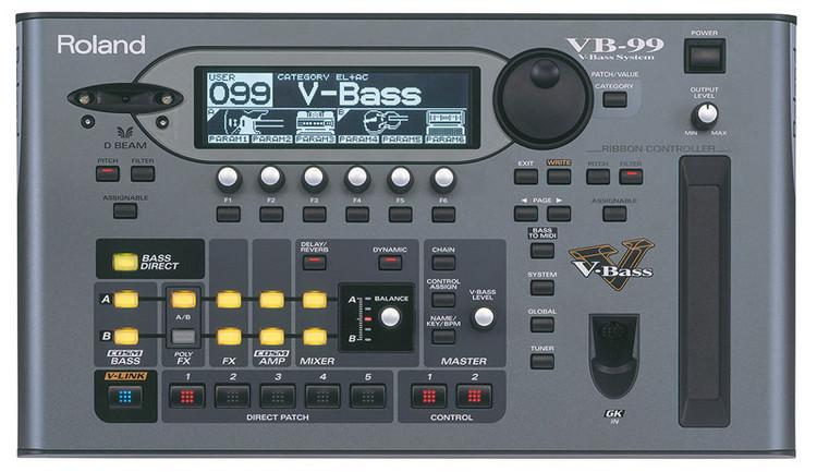 Roland V-Bass VB-99/GK-3B image 1