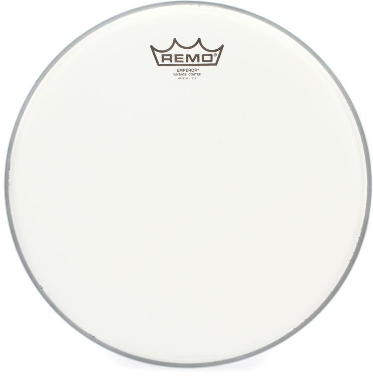 Remo Vintage Emperor Coated Drum Head - 12