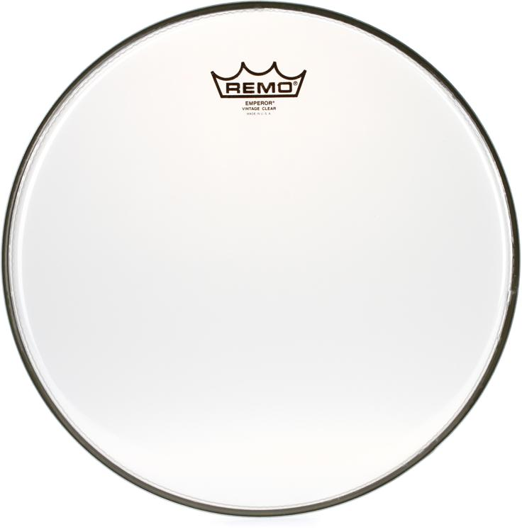 Remo Vintage Emperor Clear Drum Head - 13