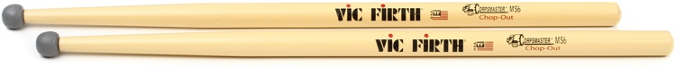 Vic Firth Corpsmaster Chop Out Practice Stick - MS6 image 1