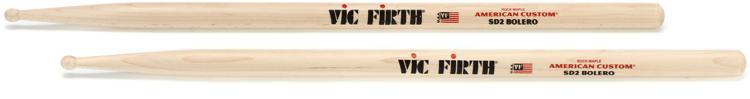 Vic Firth American Custom Drum Sticks - Bolero image 1