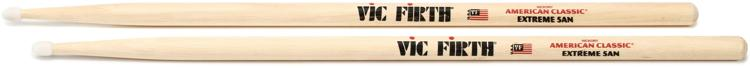 Vic Firth American Classic Extreme Drum Sticks - Extreme 5A - Nylon Tip image 1