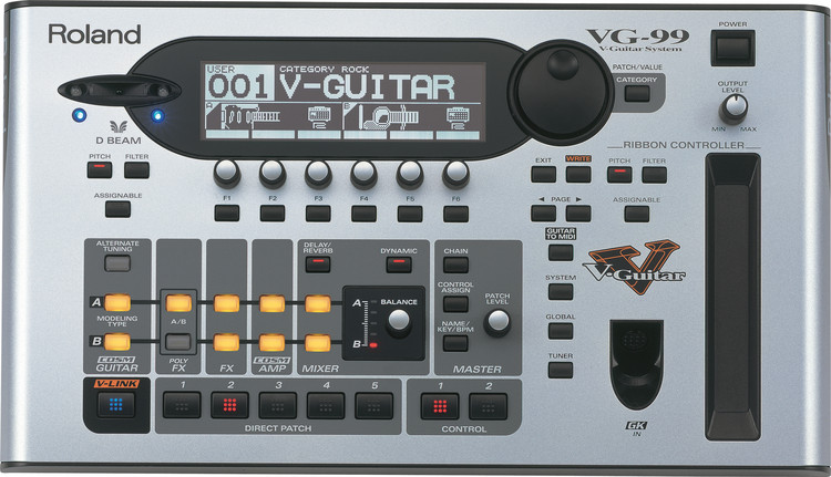 Roland VG-99 image 1