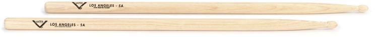 Vater American Hickory Drumsticks - 5A - Wood Tip image 1