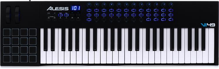 Alesis VI49 Keyboard Controller image 1