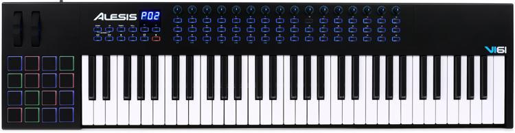 Alesis VI61 Keyboard Controller image 1